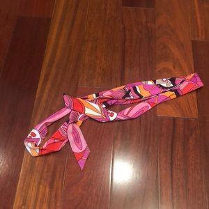 Tie belt by Trina Turk